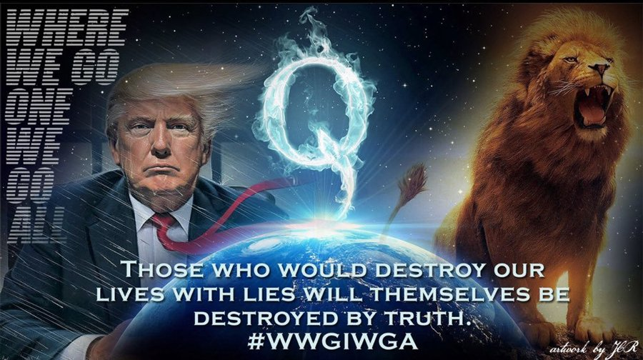 q storm truth will be revealed
