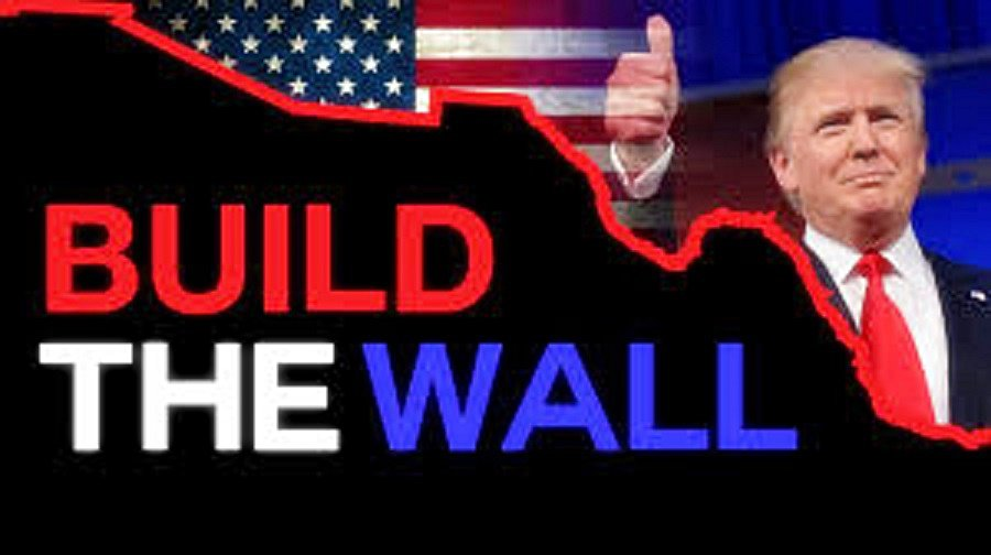 Trump build that wall