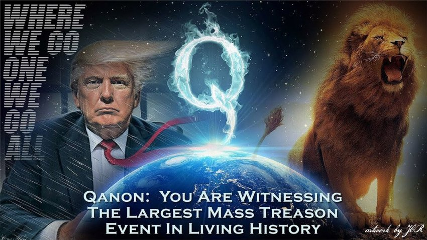 largest mass treason event Q