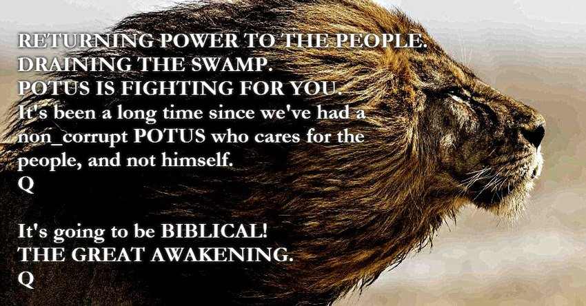 great awakening will be biblical