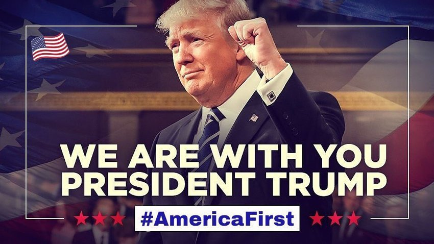 America First with Trump