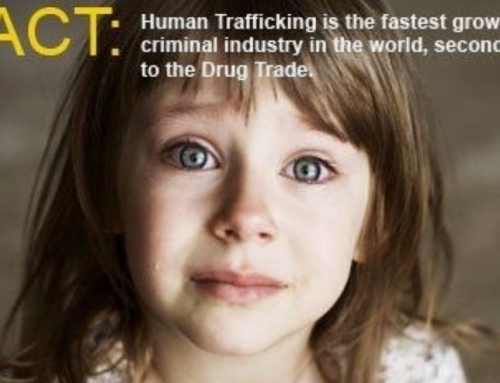 Human Trafficking Is BIG Business: President Trump Is Committed to Eradicating It!