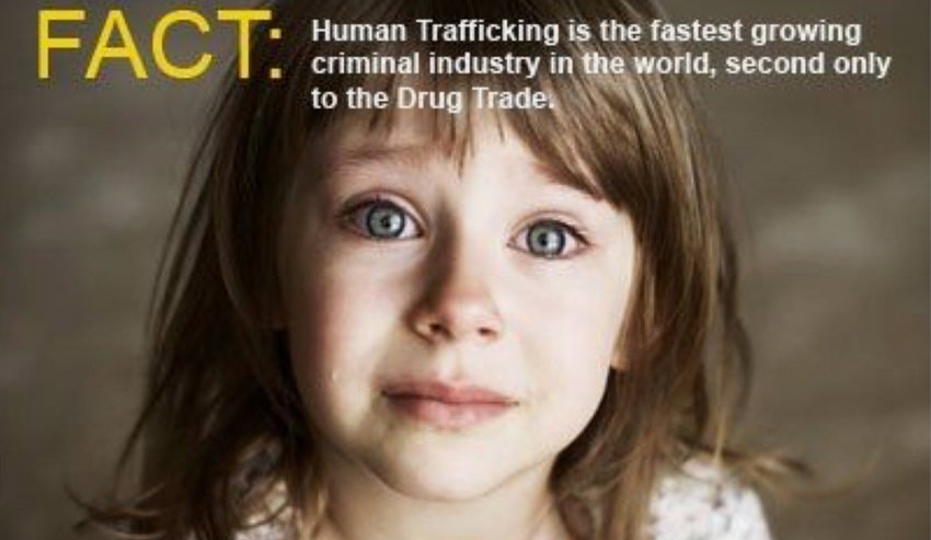 human trafficking fastest growing industry