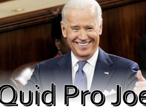 Joe Biden Can Run (for President), But He Can't Hide (from Prosecution)