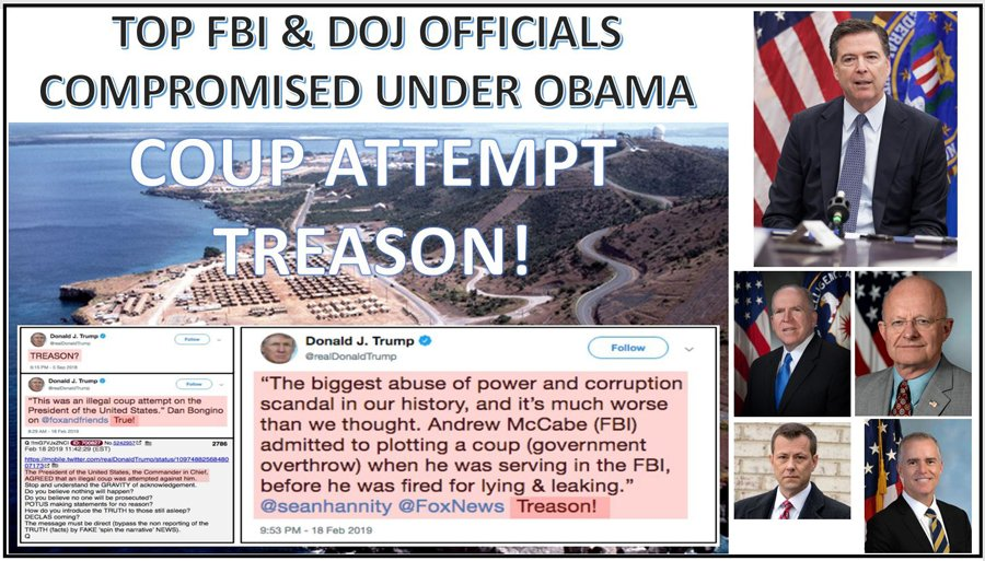 Coup attempt equals treason