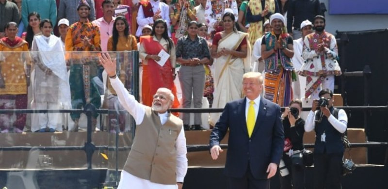 PM Modi and President Trump