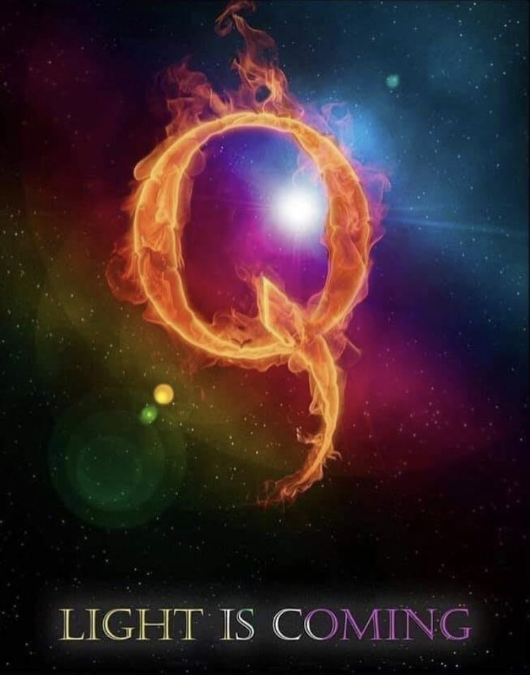 Q - Light is coming