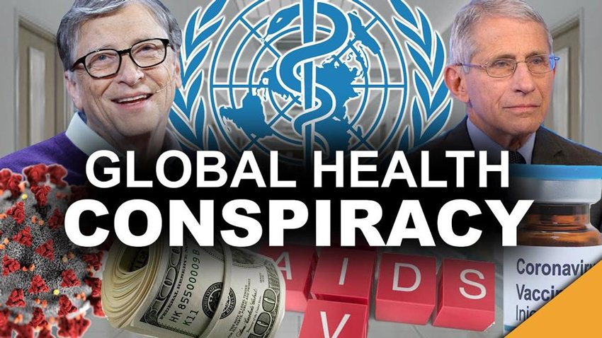 global health conspiracy