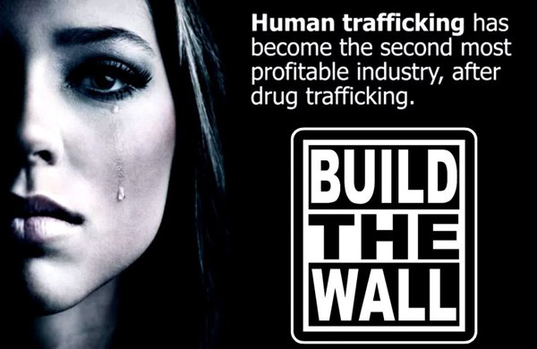 human trafficking - 2nd most profitable business