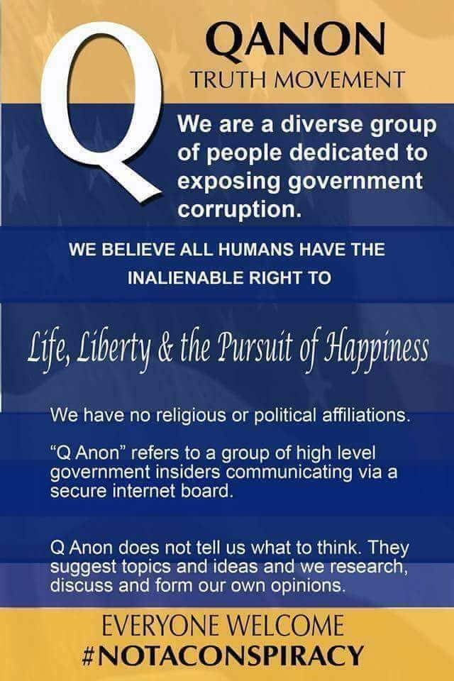 QAnon movement