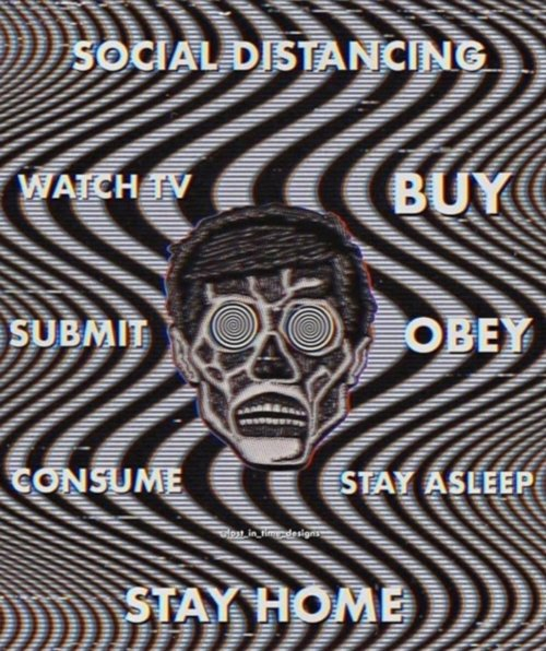 social distancing obey