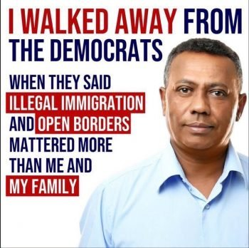walk away from democrats
