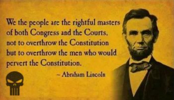 we the people Lincoln quote