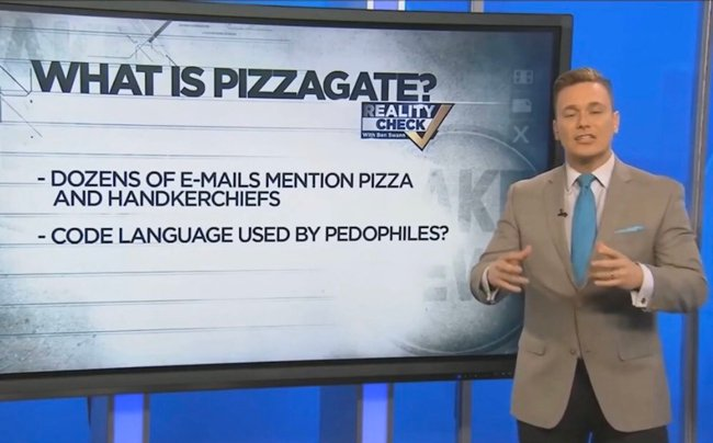 what is pizzagate?