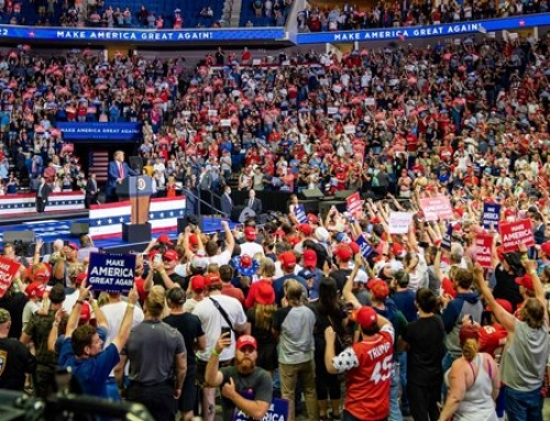 Watch the Tulsa Rally with President Trump Unleashed!