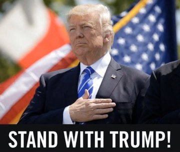 Stand with President Trump