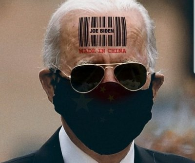 Joe Biden made in China