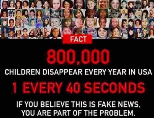 Time for the World to KNOW the TRUTH: It's ALL About Saving Our Children